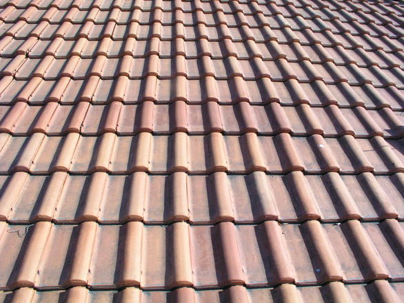 red roof tiles 1197928